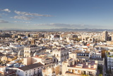 The Rooftops of Valencia in Spain  Europe