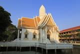 Wat Chamongkron Royal Monastery  Pattaya City  Thailand  Southeast Asia  Asia