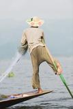 Intha Fishermen  Inle Lake  Shan State  Myanmar (Burma)  Asia