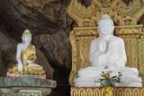 The Buddhist Pilgrimage Site of Peik Chin Myaung Cave (Maha Nan Damu Sacred Buddha Cave)