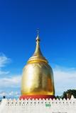 Bupaya Pagoda  Bagan (Pagan)  Myanmar (Burma)  Asia