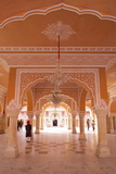 Hall of Public Audience (Diwan-E-Khas)  City Palace  Jaipur  Rajasthan  India  Asia