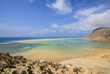 Detwah Lagoon Near Qalansia at the West Coast of the Island of Socotra  Yemen  Middle East