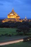 Thatbyinnyu Pahto Temple  Bagan (Pagan)  Myanmar (Burma)  Asia