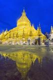 Shwezigon Paya  Bagan (Pagan)  Myanmar (Burma)  Asia