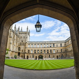 Oxford University College  Oxfordshire  England  United Kingdom  Europe