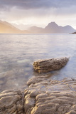 Loch Scavaig and the Cuillin Hills on the Isle of Skye  Inner Hebrides  Scotland