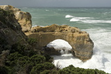 The Arch  in Limestone Cliff  Peterborough  Great Ocean Road  Victoria  Australia  Pacific