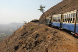 The Toy Train That Climbs from Neral to the Road-Less Matheran Plateau  Matheran  Maharashtra