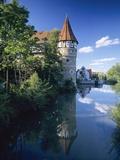 Zollernschloss Castle  Balingen  Swabian Alb  Baden Wurttemberg  Germany  Europe