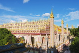 Thanboddhay Paya Temple  Monywa  Myanmar (Burma)  Asia