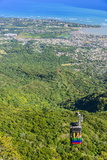 Teleforico  Only Cable Car in the Caribbean  Puerto Plata
