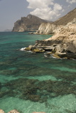 The Limestone Coast of Southern Oman  Mughsayl  Salalah  Dhofar  Oman  Middle East