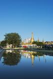Sule Paya (Sule Pagoda)  Yangon (Rangoon)  Myanmar (Burma)  Asia