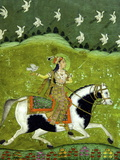 Sultan Razia of Delhi  18th Century  Archaeological Museum  Red Fort  Delhi  India  Asia