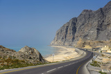Khasab Coastal Road  Musandam  Oman  Middle East