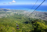 Teleforico  the Only Cable Car in the Caribbean  Puerto Plata