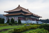 National Theatre on the Grounds of the Chiang Kai-Shek Memorial Hall  Taipeh  Taiwan