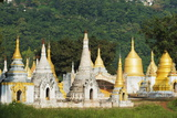 Nget Pyaw Taw Pagoda  Pindaya  Myanmar (Burma)  Asia