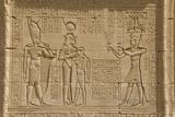 The Roman Mammisi  Dendera Necropolis  Qena  Nile Valley  Egypt  North Africa  Africa