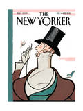 The New Yorker Cover - February 14  2011