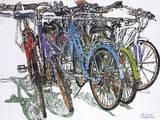 Lido Bikes Ensemble