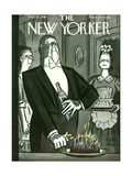 The New Yorker Cover - December 25  1948