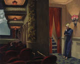 Film New Yorkais, 1939 Giclée par Edward Hopper