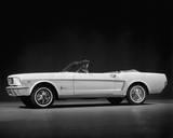 Ford Mustang Convertible, 1964 Giclée par Retro Classics