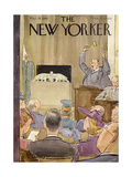 The New Yorker Cover - March 28  1942