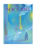 The New Yorker Cover - January 26  1976