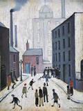 Industrial Scene  1953