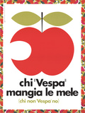 "Those Who ""Vespa"" Eat Apples; Those Who Don't ""Vespa"" Don't"