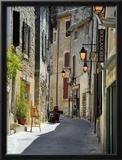 Traditional Old Stone Houses  Les Plus Beaux Villages De France  Menerbes  Provence  France  Europe