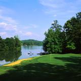 Lake on a Golf Course  Legend Course  Stillwaters Golf Club  Dadeville  Alabama  USA