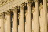 Columns on Capitol Building