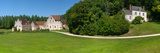 Monastery of the Corroirie Liget on a Hill  Loire-Et-Cher  Loire  Touraine  France