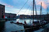 The Albert Dock  Liverpool  Merseyside  England