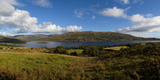Lough Mask  at Clogh Brack Upper  (An Chloch Bhreac)  Joyce's County  Connemara  County Galway