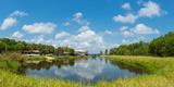 Concession Area in Myakka River State Park  Sarasota  Florida  USA
