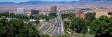 High Angle View of a City  Boise  Ada County  Idaho  USA