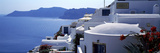 Town on an Island  Oia  Santorini  Cyclades Islands  Greece