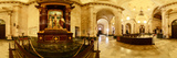 360 Degree View of Church Interiors  Cathedral of Havana  Plaza De La Catedral  Havana  Cuba