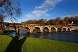 The Bridge over the River Nore  Inistioge  County Kilkenny  Ireland