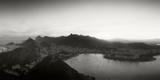 Rio De Janeiro Viewed from Sugarloaf Mountain  Brazil