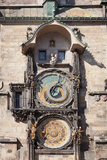 Astronomical Clock at the Old Town Hall  Prague Old Town Square  Prague  Czech Republic
