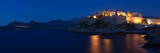 Citadel at the Waterfront  Calvi  Balagne  Haute-Corse  Corsica  France