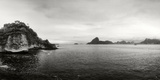 Small Island in the Ocean  Niteroi  Rio De Janeiro  Brazil