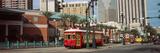 Buildings in a City  Canal Street  Bourbon Street  New Orleans  Louisiana  USA