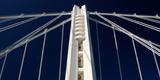 San Francisco-Oakland Bay Bridge  San Francisco  Oakland  California  USA